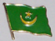 Mauritania 1959-2017 Country Flag Enamel Pin Badge